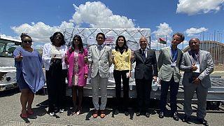 Coronavirus : Les États-Unis offrent 336 000 doses supplémentaires de vaccin contre la COVID-19 pour Madagascar