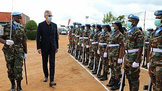 Au Nord-Kivu, Jean-Pierre Lacroix salue l'excellente collaboration avec les FARDC