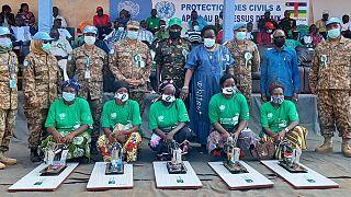 Bangassou célèbre la Journée des Nations Unies avec faste