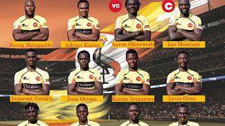 Uganda A Men's Squad for Safari 7s Named