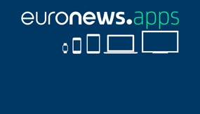 Apps: Find out the euronews apps