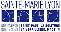 Logo Sainte Marie Lyon